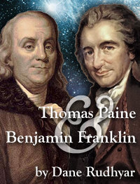 ben franklin and thomas paine Thomas paine's common sense analysis early american history is filled with influential figures that helped our country become the nation we are today.