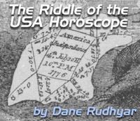 Sibley USA Chart - Riddle of the American Horoscope - Dane